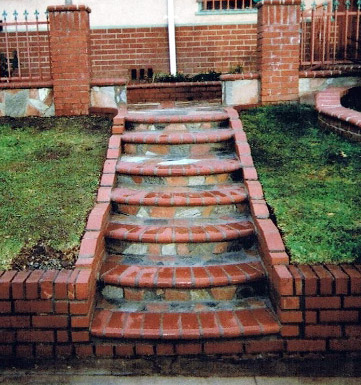 brick-stone-curved-steps-los-angeles
